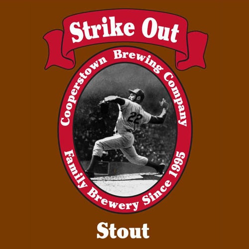 Cooperstown Brewing Co. – Strike Out Stout