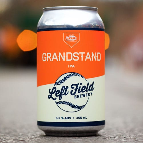 Grandstand - Left Field Brewery