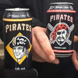 2017 Pittsburgh Pirates - Iron City Beer