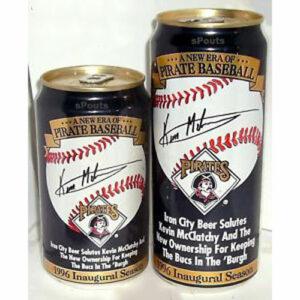 Iron City – Pittsburgh Pirates, 1996