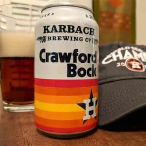 Crawford Bock - Karbach Brewing Co.