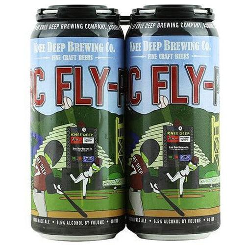 Sac Fly IPA - Knee Deep Brewing Company