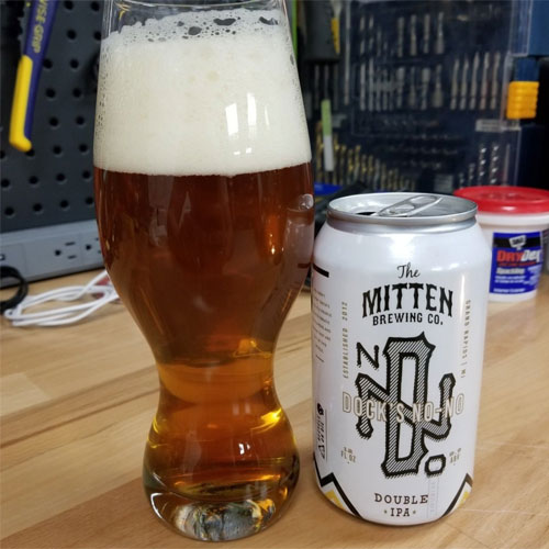 Dock's No No - The Mitten Brewing Co.