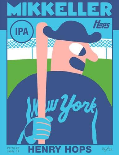 Henry Hops New York | Mikkeller Beer