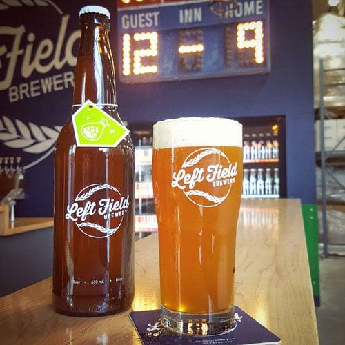 Resin Bag - Left Field Brewery