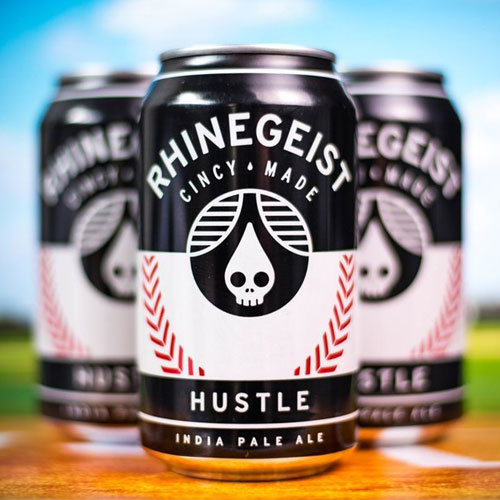 Hustle - Rhinegeist Brewery
