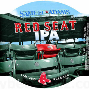 Red Seat IPA - Samuel Adams