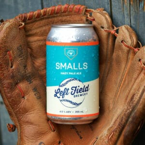Smalls - Left Field Brewery