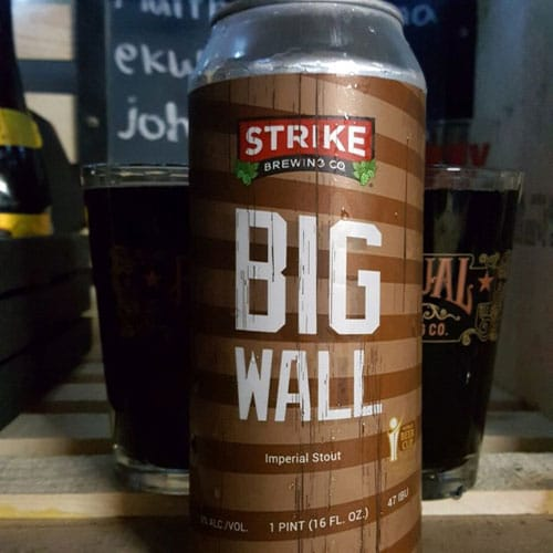 Big Wall - Strike Brewing Co.