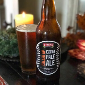 Called Up - Strike Brewing Co.