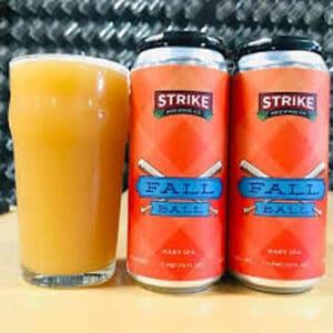 Fall Ball - Strike Brewing Co.
