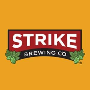 Strike Brewing Co. logo