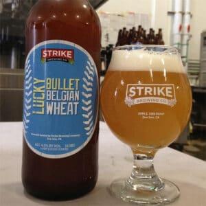Lucky Bullet - Strike Brewing Co.