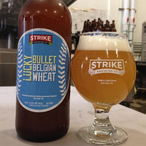 Lucky Bullet - Strike Brewing Co.