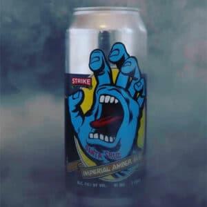 Screaming Hand - Strike Brewing Co.