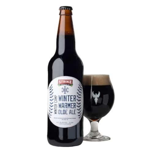Winter Warmer - Strike Brewing Co.