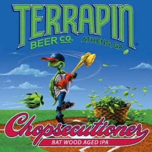Chopsecutioner - Terrapin Beer Co.