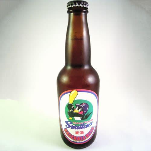 Baseball Beer - Tokyo Yakult Swallows