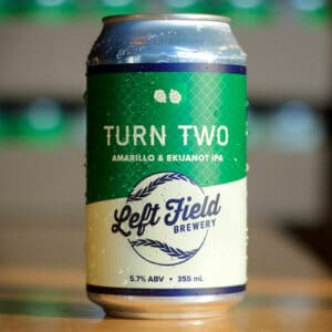 Turn Two - Left Field Brewery