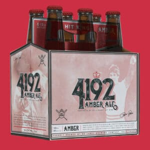 4192 Amber Ale – Pete Rose