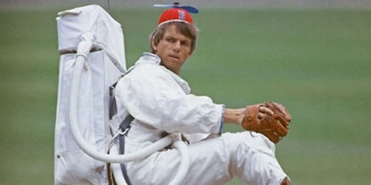 "Bill Lee ""The Spaceman"""