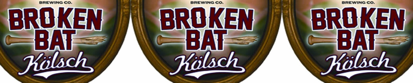 Broken Bat Kolsch header