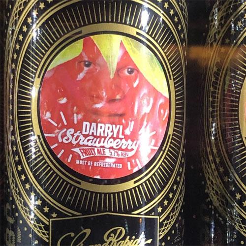 Darryl Strawberry Fruit Ale – Grand Rapids Brewing Co.