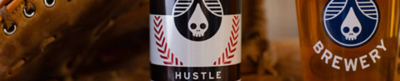 Hustle IPA header