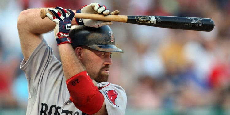 Kevin Youkilis of the Boston Red Sox – The Greek God of Walks