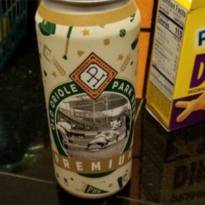 Bohemian Premium Pilsner – Old Oriole Park