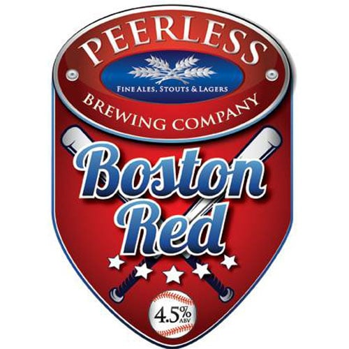 Boston Red Ale – Peerless Brewing Company