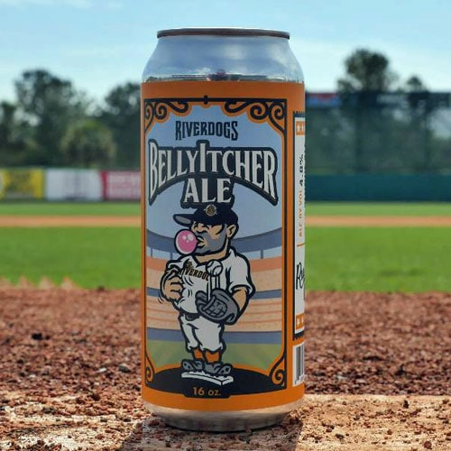 Riverdogs BellyItcher Ale – Rusty Bull Brewing