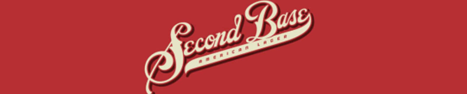Second Base American Lager header