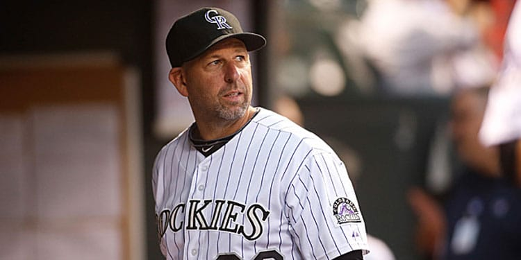 Walt Weiss, Colorado Rockies Manager