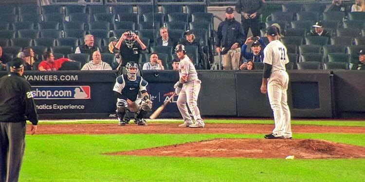 MLB Attendance Decline – Empty Box Seats at Yankee Stadium