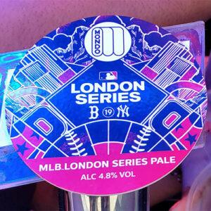MLB London Series Pale Ale – Mondo Brewing
