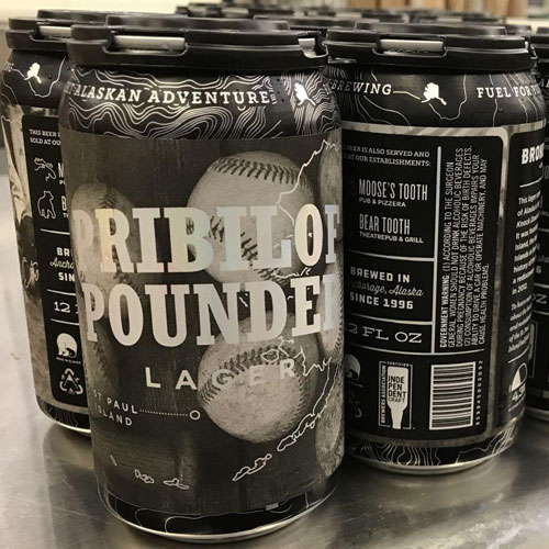 Pribilof Pounder – Broken Tooth Brewing