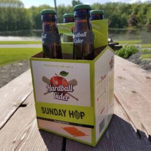 Sunday Hop – Hardball Cider