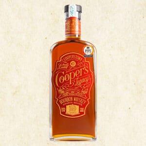 Cooper's Legacy Bourbon – Cooperstown Distillery