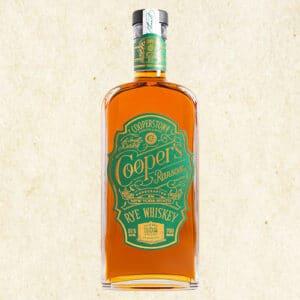 Cooper's Ransom Rye Whiskey – Cooperstown Distillery