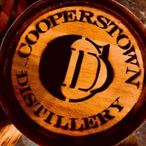 Cooperstown Distillery logo