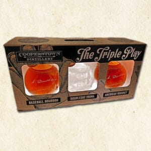The Triple Play – Cooperstown Distillery