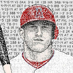 Mike Trout – Dan Duffy, Art of Words