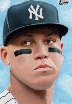 Kevin Graham Art – Aaron Judge