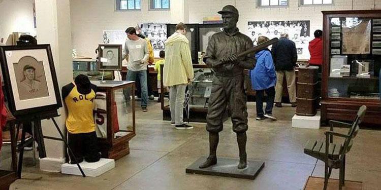 Baseball Heritage Museum Gallery