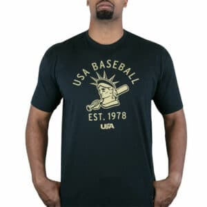 Baseballism: USA Baseball – Liberty Belle