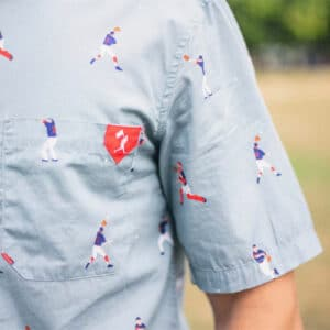 Baseballism: Relay - Brock Button Down