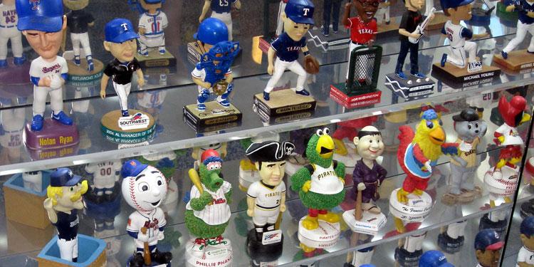 Bobblehead Mascots in Miami