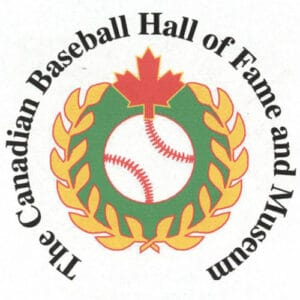 Canadian Baseball Hall of Fame logo