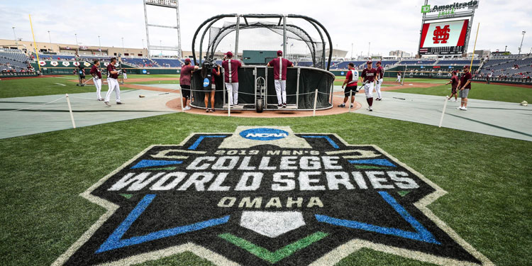 College World Series, Omaha, Nebraska